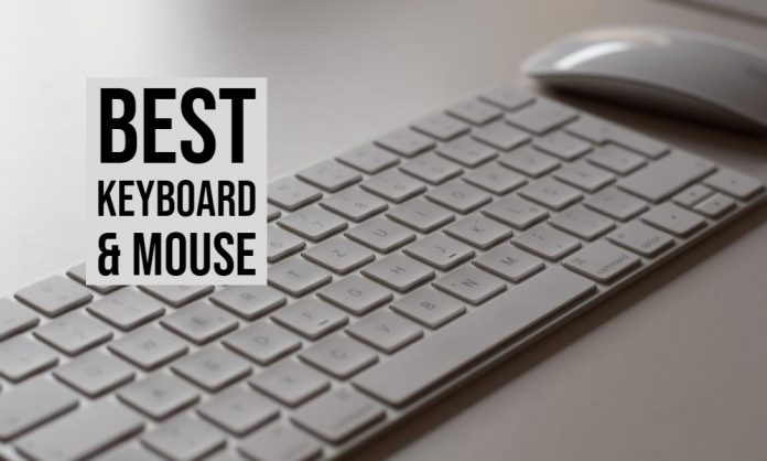 Best Keyboard and Mouse